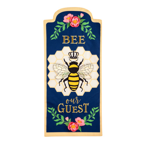 BEE OUR GUEST EVERLASTING IMPRESSIONS TEXTILE DECOR