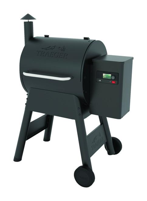Traeger Pro 575 Wood Pellet WiFi Grill Black