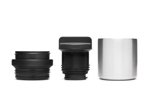 YETI Rambler Black BPA Free Bottle Cup Cap