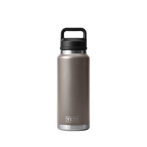 YETI Rambler 36 oz Sharptail Taupe BPA Free Bottle Chug