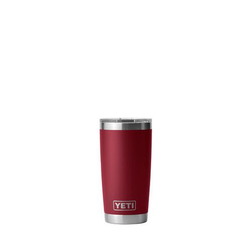 YETI Rambler 20 oz Harvest Red BPA Free Tumbler