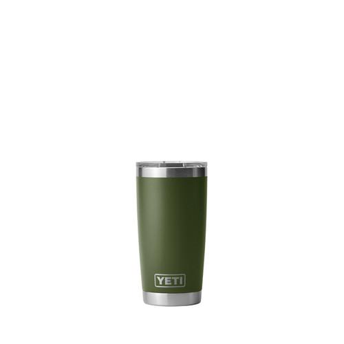 YETI Rambler 20 oz Highlands Olive BPA Free Tumbler