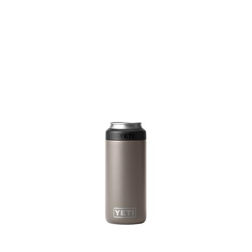 YETI Rambler 12 Colster Gray BPA Free Slim Can Insulator