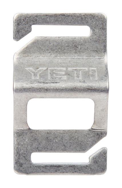 YETI Bottle Opener Silver