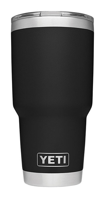 RAMBLR BLACK MAG LID30OZ