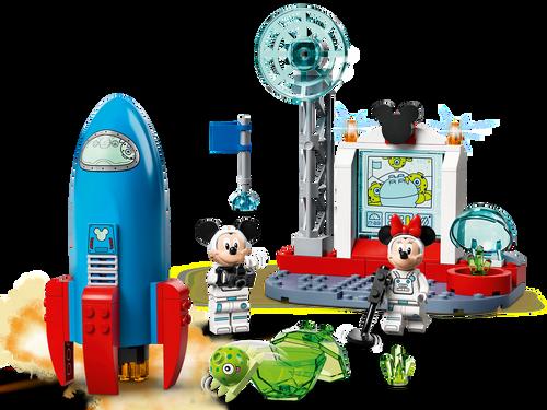 LEGO© MICKEY & MINNIE SPACE ROCKET