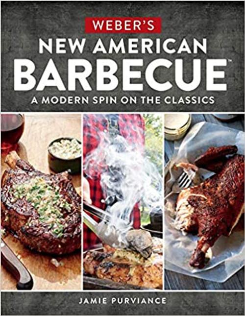WEBERS NEW AMERICAN BARBEQUE COOKBOOK