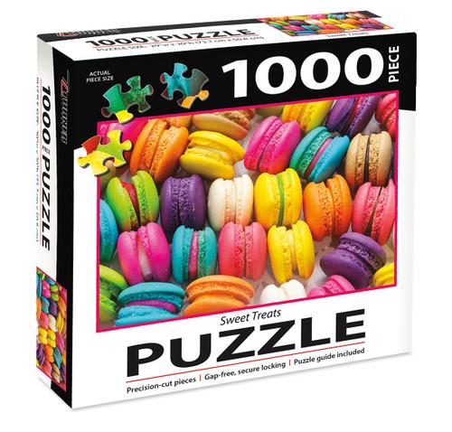 1000 PC PUZZLE SWEET TREATS