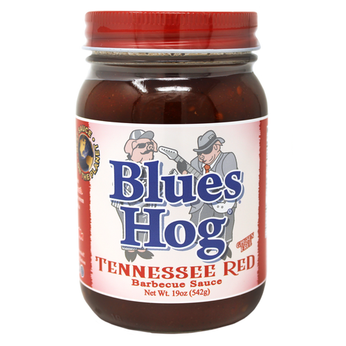 TENNESSEE RED BBQ SAUCE 19 OZ