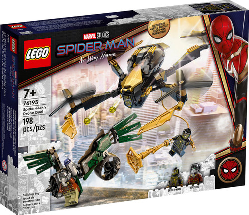 SPIDER-MAN'S DRONE DUEL