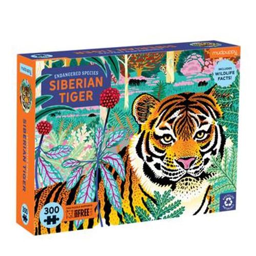 300 SIBERIAN TIGER PUZZLE