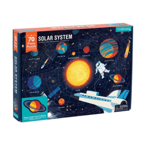 JUMBO SOLAR SYSTEM PUZZLE