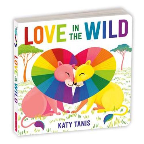 LOVE IN THE WILD BOARD BOOK