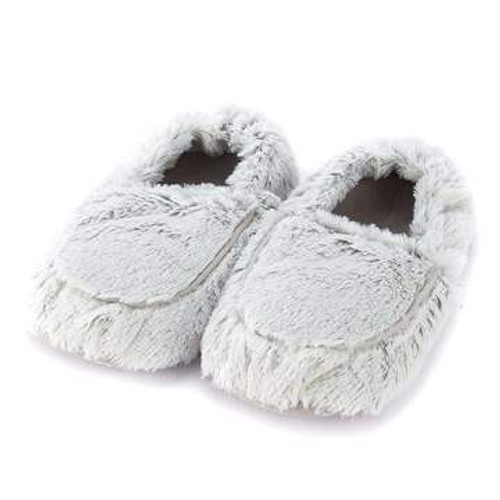 GRAY SLIPPERS WARMIES