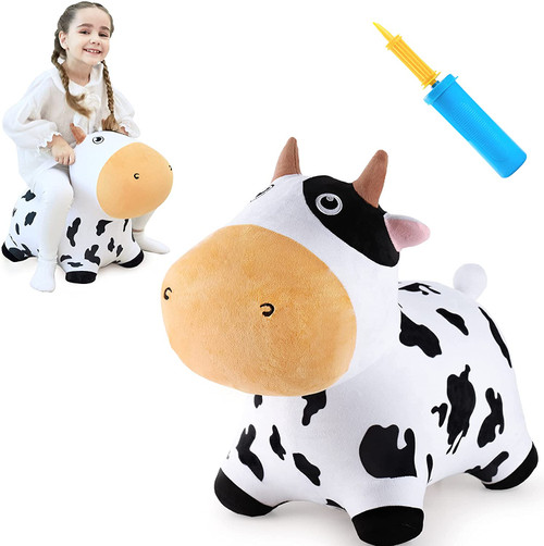 BOUNCY DAIRY COW