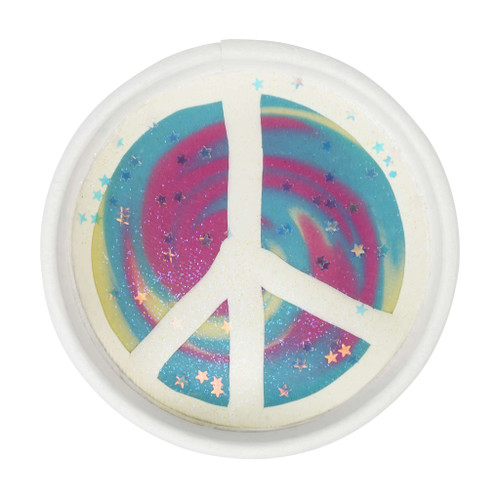 LAND OF DOUGH PEACE OUT LUXE