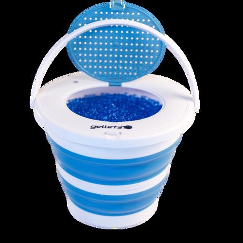 GEL BLASTER TUB COLLAPSIBLE BLUE