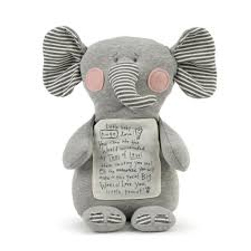 NOAHS ARK TONS OF LOVE ELEPHANT