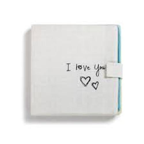 I LOVE YOU SOFT BOOK