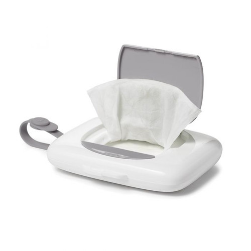 OXO TOT ON THE GO WIPES DISPENSER GRAY
