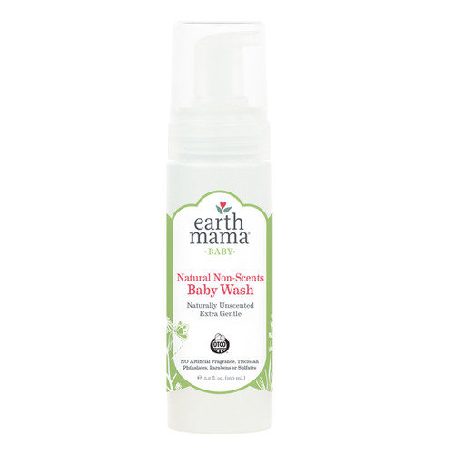 EARTH MAMA ORGANIC BABY WASH