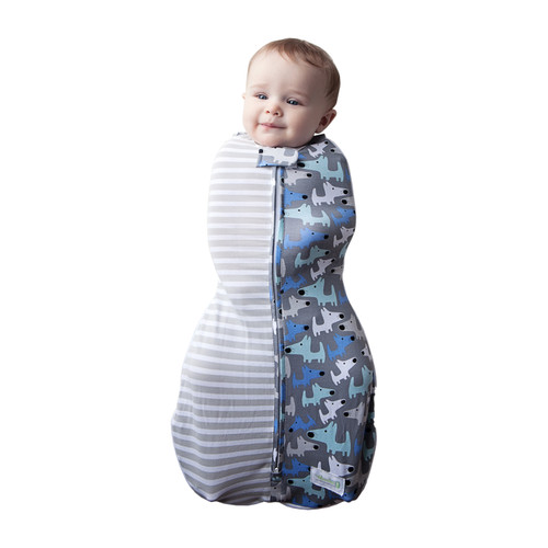 WOOMBIE GROW WITH ME SWADDLE