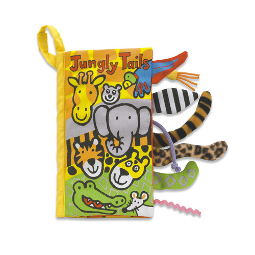 JELLYCAT TAILS ACTIVITY BOOKS