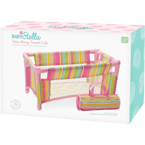 BABY STELLA TAKE ALONG CRIB