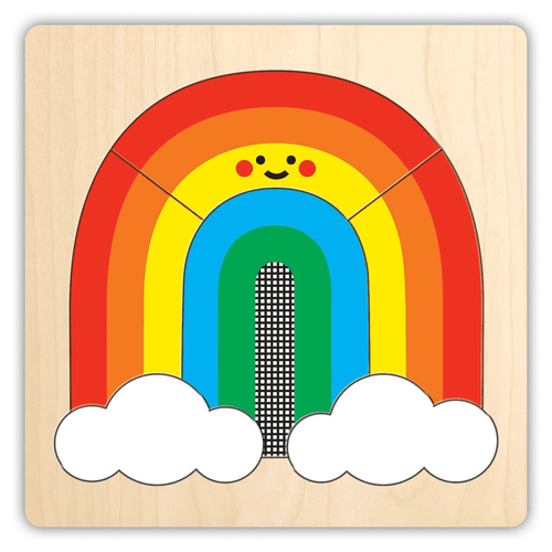 WOOD PUZZLE RAINBOW FRIENDS
