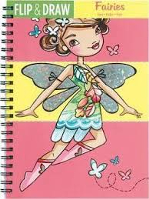 FAIRIES FLIP AND DRAW