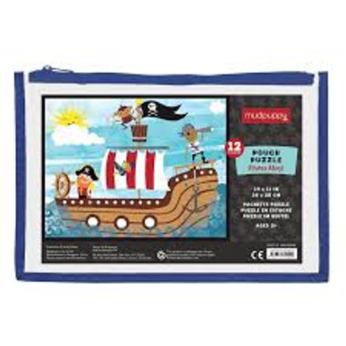 PIRATES AHOY POUCH PUZZLE