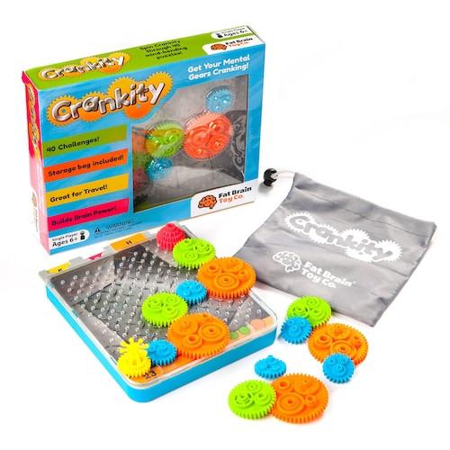 CRANKITY PUZZLE GAME 57PC