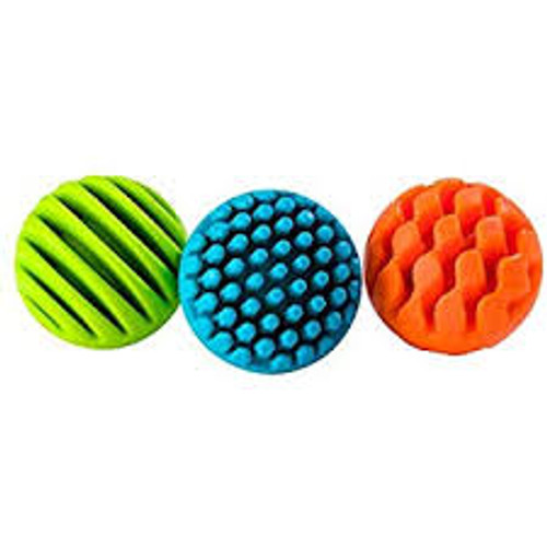 SENSORY ROLLERS TOY 3PC