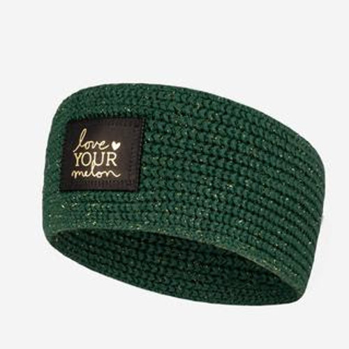 HEADBAND KNIT GREEN