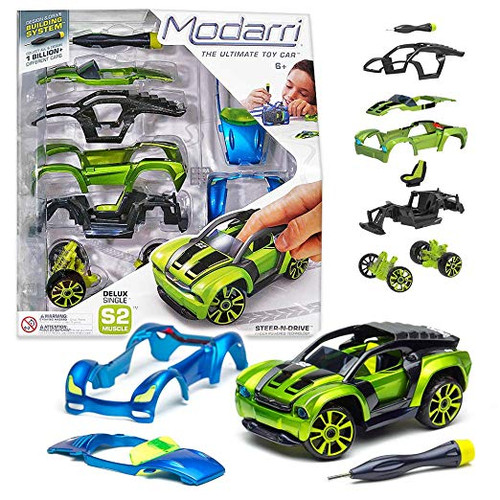 MODARRI S2 MUSCLE CAR SET