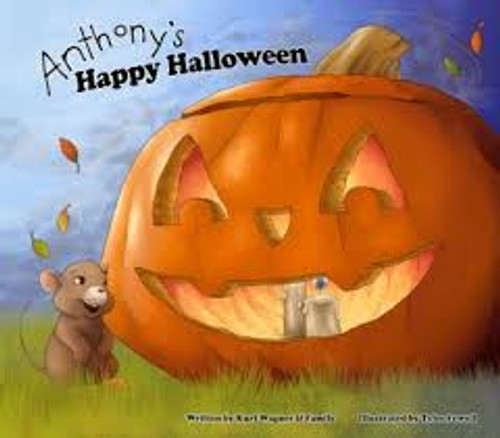ANTHONYS HAPPY HALLOWEEN BOOK