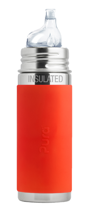 PURA 9OZ INSULATED SIPPY TOP