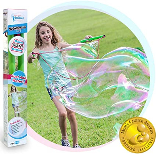 WOWMAZING GIANT BUBBLE KIT