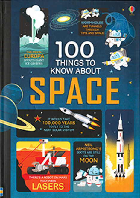 100 THINGS KNOW ABOUT SPACE
