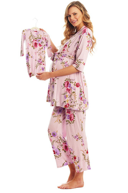 ANALISE PJ SET DUSTY ROSE