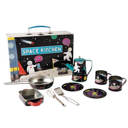 KITCHEN SPACE 10PC TIN