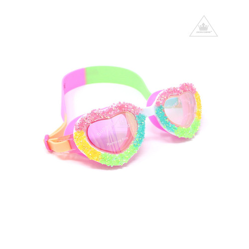 BLING 2o GOGGLES BANANA HEART