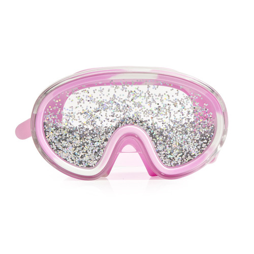 BLING 2o SWIM MASK GLITTER BUBBLEGUM