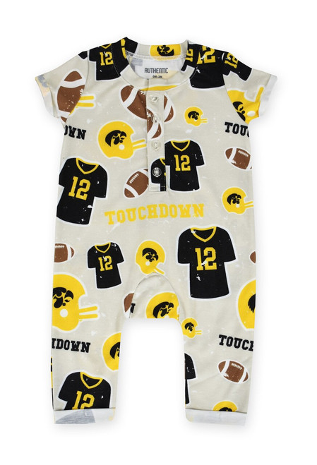 CADEACE INFANT JUMPSUIT IOWA HAWKEYES