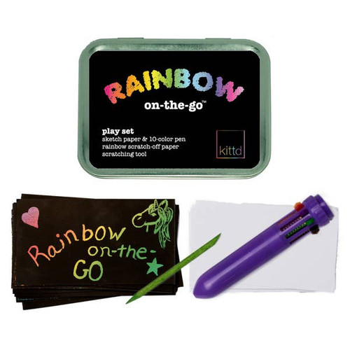 ON THE GO RAINBOW