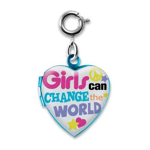 CHARM IT! GIRLS CAN CHANGE WORLD