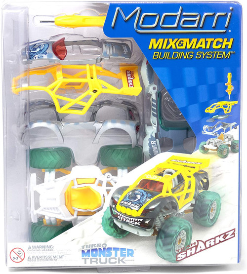 MODARRI CAR TOY KIT SHARKZ