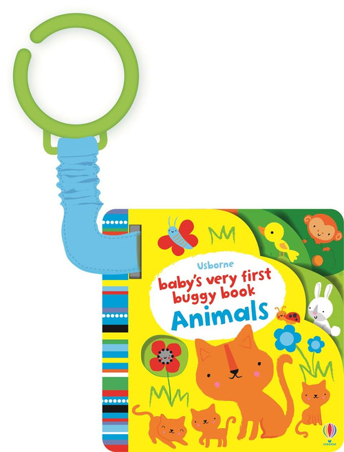 1ST STROLLER BOOK ANIMALS