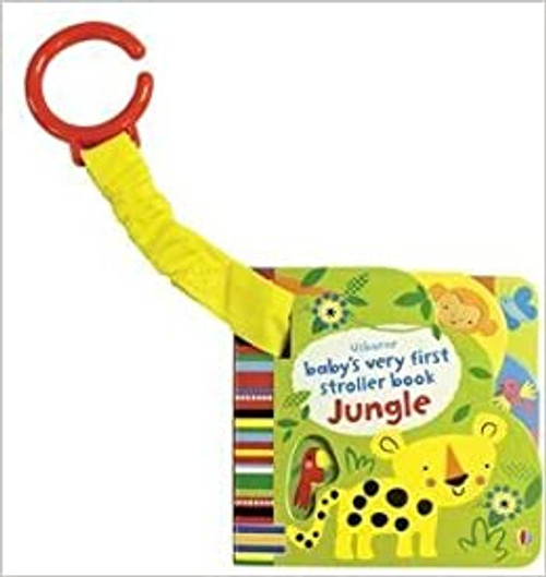 1ST STROLLER BOOK JUNGLE