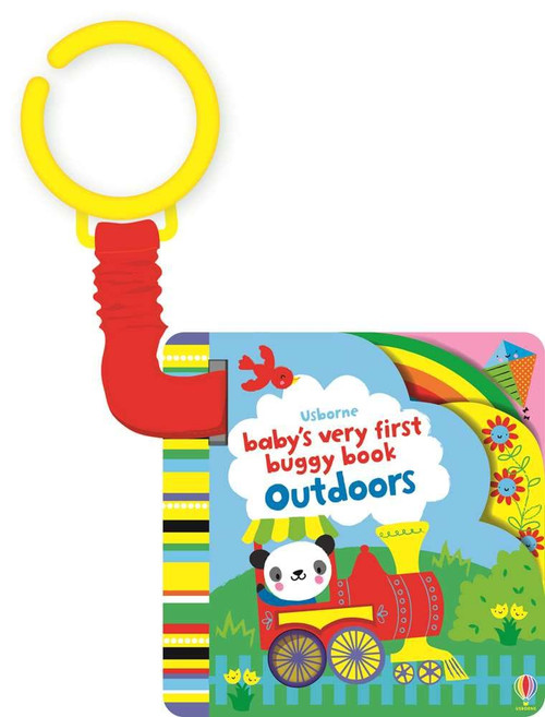 1ST STROLLER BOOK OUTDOORS